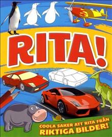 Målarbok Rita