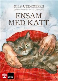 Ensam med katt /