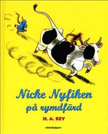 Nicke Nyfiken på rymdfärd /