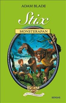 Beast Quest Den gyllene rustningen 2 Stix monsterapan