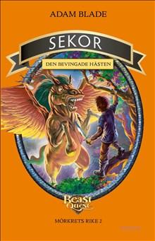Beast Quest Mörkrets rike 2 Sekor Den bevingade hästen