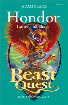 Beast Quest Dödens skugga 2 Hondor Luftens härskare