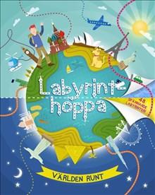 Labyrint-hoppa världen runt