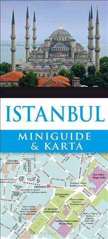Miniguide & karta Istanbul