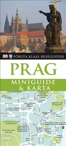 Miniguide & karta Prag