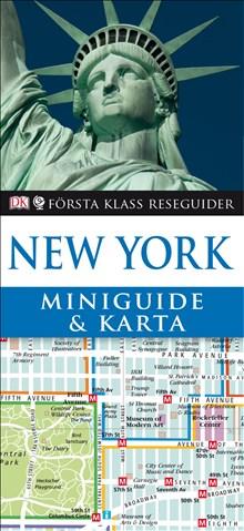 Miniguide & karta New York