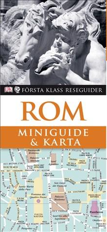 Miniguide & karta Rom