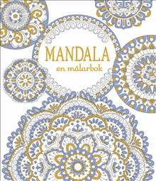 Mandala en målarbok