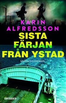 Sista färjan från Ystad /